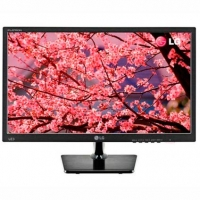 Monitor LG LED 19,5´ HD D-SUB/VESA Preto